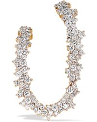 Ana Khouri - Izabel 18-karat Gold Diamond Earring - Lyst