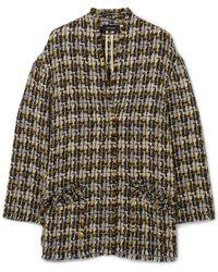 Isabel Marant - Jamsy Wool-blend Tweed Jacket - Lyst