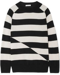 Tomas Maier - Striped Cashmere Sweater - Lyst