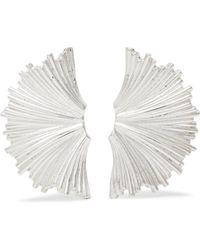 Meadowlark - Vita Silver Earrings Silver One Size - Lyst