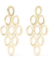Ippolita | Glamazon Cascade 18-karat Gold Earrings | Lyst