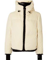 Moncler Grenoble - Emet Quilted Velvet Down Jacket - Lyst