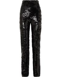 16Arlington - Sequined Trousers - Lyst