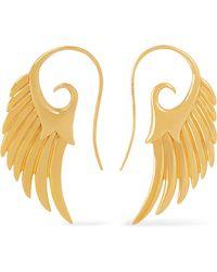 Noor Fares - Wing 18-karat Gold Earrings - Lyst