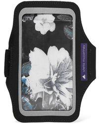 adidas By Stella McCartney - Floral-print Scuba-jersey Arm Pouch - Lyst