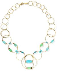 Ippolita - Prisma 18-karat Gold Multi-stone Necklace - Lyst