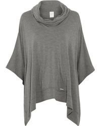 CALVIN KLEIN 205W39NYC - Escape Stretch-jersey Top - Lyst