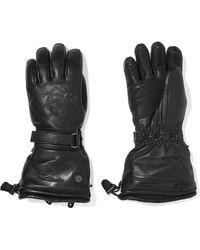 Lacroix - E Leather Ski Gloves - Lyst