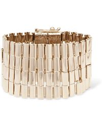 Rosantica - Cleopatra Gold-tone Bracelet - Lyst