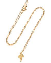 Iam By Ileana Makri - Storm Gold-plated Necklace - Lyst