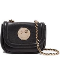 Hill & Friends - Happy Tweency Textured-leather Shoulder Bag - Lyst