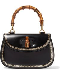 Gucci - Bamboo Top Handle Bag - Lyst