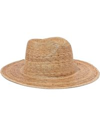 Lack of Color - Palma Straw Fedora - Lyst