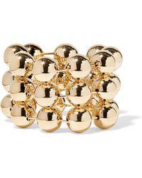 Balenciaga | Gold-tone Bracelet | Lyst