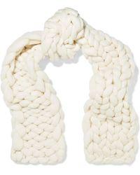 Eugenia Kim - Igby Oversized Wool Scarf - Lyst