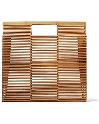 Cult Gaia | Big Bamboo Tote | Lyst