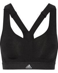 adidas Originals - Committed Climacool Stretch Sports Bra - Lyst