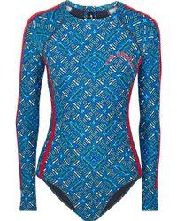 The Upside - Casa Azul Performance Paddle Suit - Lyst