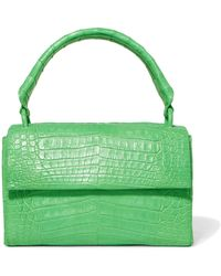 Nancy Gonzalez - Crocodile Tote - Lyst