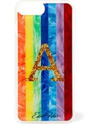 Edie Parker - + Goo. Ey Rainbow Printed Plastic Iphone 6 And 7 Plus Case - Lyst