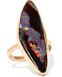 Melissa Joy Manning - 14-karat Gold Opal Ring - Lyst