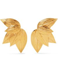 Meadowlark - Gold-plated Earrings - Lyst