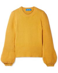 M.i.h Jeans - Lova Cashmere And Wool-blend Jumper - Lyst