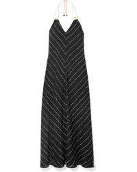 ViX - Printed Voile Maxi Dress - Lyst