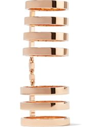 Repossi | Berbère 18-karat Rose Gold Ring | Lyst