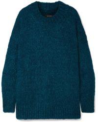 Isabel Marant - Idol Mohair-blend Sweater - Lyst