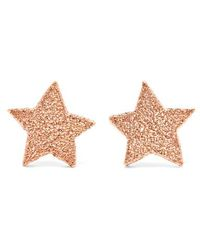 Carolina Bucci - Superstellar 18-karat Rose Gold Earrings - Lyst