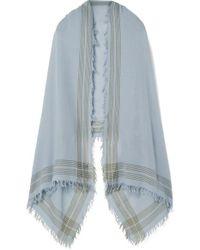 Rag & Bone - Nassau Striped Wool Scarf - Lyst