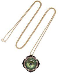Noor Fares - Muladahara 18-karat Gold Multi-stone Necklace - Lyst