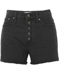 Madewell - Denim Shorts - Lyst