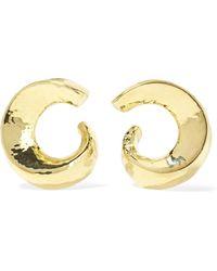 Ippolita - Classico 18-karat Gold Earrings - Lyst
