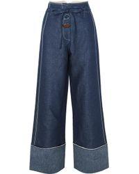 Rejina Pyo - Peyton High-rise Wide-leg Jeans - Lyst