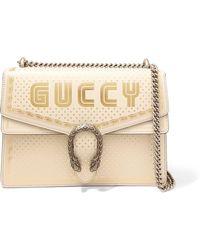 Gucci - Dionysus Guccy Sega Print Medium Shoulder Bag - Lyst