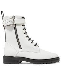 Tabitha Simmons - Ankle Boots Max aus Leder - Lyst