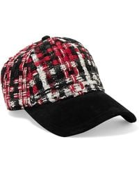 Rag & Bone - Marilyn Tweed Baseball Cap - Lyst