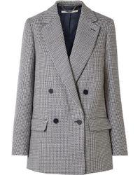Stella McCartney - Milly Oversized Wool-tweed Blazer - Lyst