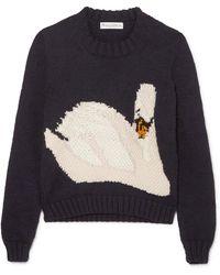 J.W.Anderson - Intarsia Wool Sweater - Lyst
