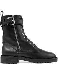 Tabitha Simmons - Max Ankle Boots Aus Leder - Lyst