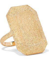 Carolina Bucci - Florentine 18-karat Gold Ring - Lyst