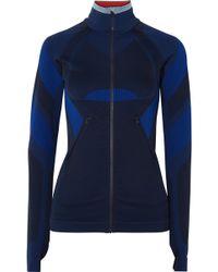 LNDR - Spright Panelled Stretch-knit Jacket - Lyst