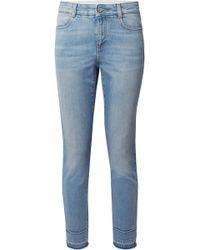 Stella McCartney - High-rise Skinny Jeans - Lyst