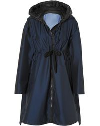 Moncler - Oversized Hooded Shell Down Parka - Lyst