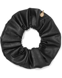 LELET NY - Faux Leather Hair Tie - Lyst