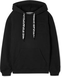 Proenza Schouler - Pswl Oversized Cotton-jersey Hooded Top - Lyst
