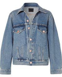 Goldsign - Morton Denim Jacket - Lyst
