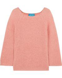 M.i.h Jeans - Bowen Mohair-blend Sweater - Lyst